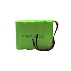NI-MH4.8V-1500MHZ